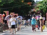 2016年前10月越南接待国际游客超过800万人次