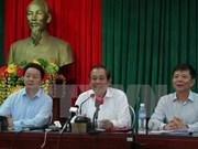 张和平副总理:确保环境事故受害者得到平等待遇