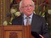 爱尔兰重视加强与越南的合作关系