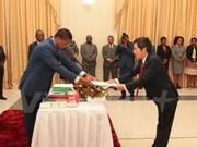 赞比亚希望扩大与越南友好合作关系