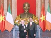 社论:进一步深化越南与爱尔兰友谊和多方面合作关系