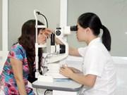 越南防治失明工作取得良好效果