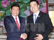 胡志明市与日本滋贺县加强合作