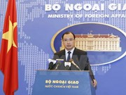越南外交部发言人黎海平:越南一向重视与美国的友好合作关系