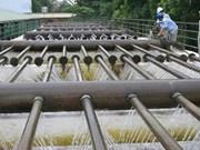 世行援助越南九龙江三角洲地区兴建供水厂