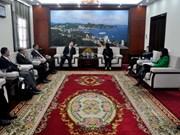 进一步加大广宁省与中国广东省在各领域的交流与合作力度