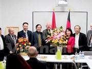 德国-越南协会积极促进两国关系发展