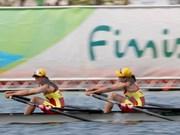2016越南全国赛艇与皮划艇竞赛开幕