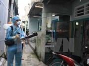 巴地头顿省发现首例寨卡病毒感染病例