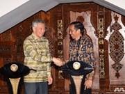 印尼与新加坡进一步促进合作