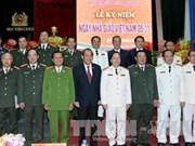 越南政府常务副总理张和平:人民公安力量应提高教育培训质量