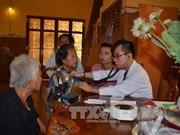 大爱无声:越南援助柬埔寨同胞及在柬侨胞