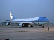 美总统唐纳德·特朗普开始对越南进行国事访问  陈大光设国宴招待 (组图)