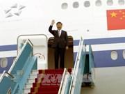 中共中央总书记、国家主席习近平对越南进行国事访问 (组图)
