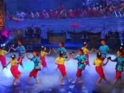 越南南部高棉族同胞文化体育与旅游节落幕(组图)