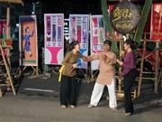 越南富有浓厚民族特色的春曲和牌追艺术(组图)