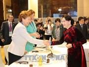 APPF—26女性议员会议在河内召开(组图)