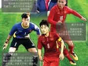 图表新闻:U23足球队的著名感言