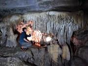 越南北件省仙女洞穴之美(组图)