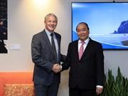 越南政府总理阮春福访问新西兰开展系列活动(组图)