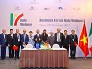 意大利学者桑德拉:越意两国关系正处于历史最活跃发展期