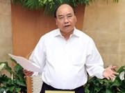 阮春福主持召开政府3月份例行会议(组图)