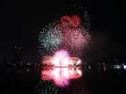 2018年岘港国际烟花节正式拉开帷幕(组图)