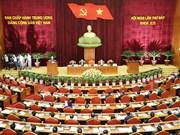 越南共产党第十二届中央委员会第七次全体会议在河内隆重开幕(组图)