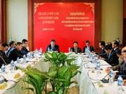 中国与老挝加强合作打击跨境犯罪