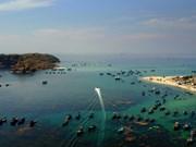 越南平定省归仁市海滩之美(组图)