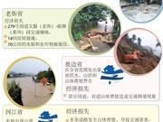 图表新闻:越南北部山区各省遭特大暴雨洪水袭击 经济损失甚大