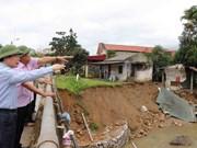 国会副主席冯国显走访慰问莱州省灾区灾民(组图)