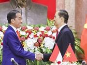 越南与印度尼西亚加强渔业管理合作