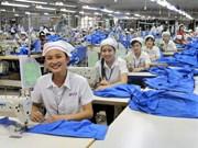 2018年第三季度越南劳动力市场呈现增长势头