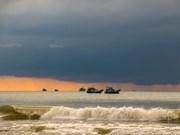 美丽的巴地头顿省后滩(组图)