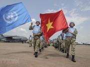 越南医疗分队赴南苏丹开展医疗援助(组图)