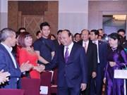 越南政府总理阮春福奥地利进行正式访问 (组图)
