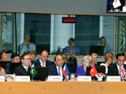 越南政府总理阮春福出席第十二届亚欧首脑会议(组图)