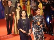 第5届河内国际电影节在河内开幕(组图)