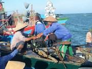 中国船只攻击越南渔船    越南渔业工会对此表示强烈反对