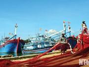 政府的资金扶持协助渔民出海远航