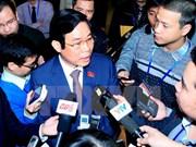 """越南信息传媒部长阮北山:让毒害信息""""无立足之地"""""""