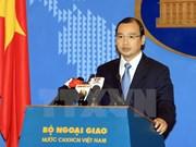 越南对有关各方恪守《共同全面行动计划》表示欢迎