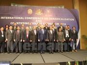 越南愿同国际社会合作打击暴力极端主义