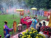再现插春幡子仪式——顺化大内的文化之美