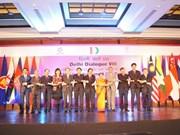 越南副外长黎淮忠率团出席第八届德里对话框架内的部长级对话