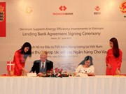 越南与丹麦签署2016年共同行动计划