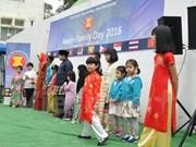 越南参加在中国香港举行的2016年东盟日活动
