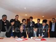 墨西哥和拉美各国政党希望推动与越南共产党合作关系