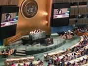 联合国第60届妇女地位委员会年会在美国开幕